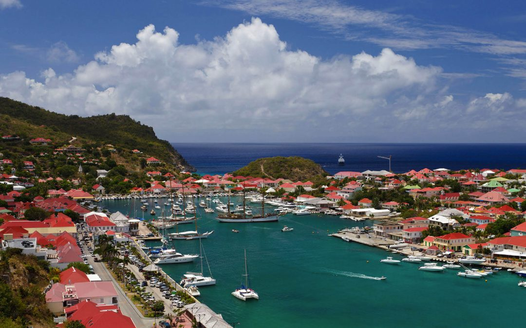Voyager st Barth