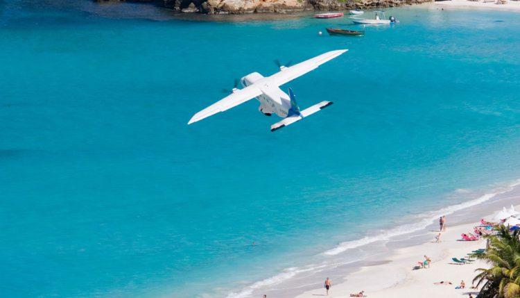 Tourisme en avion